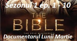 The Bible (2013) sezonul 1